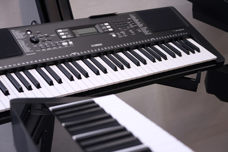 Musikhaus Fackler, Keyboard